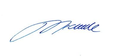 Michelle Ray signature 2