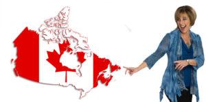 Michelle Ray - Across Canada