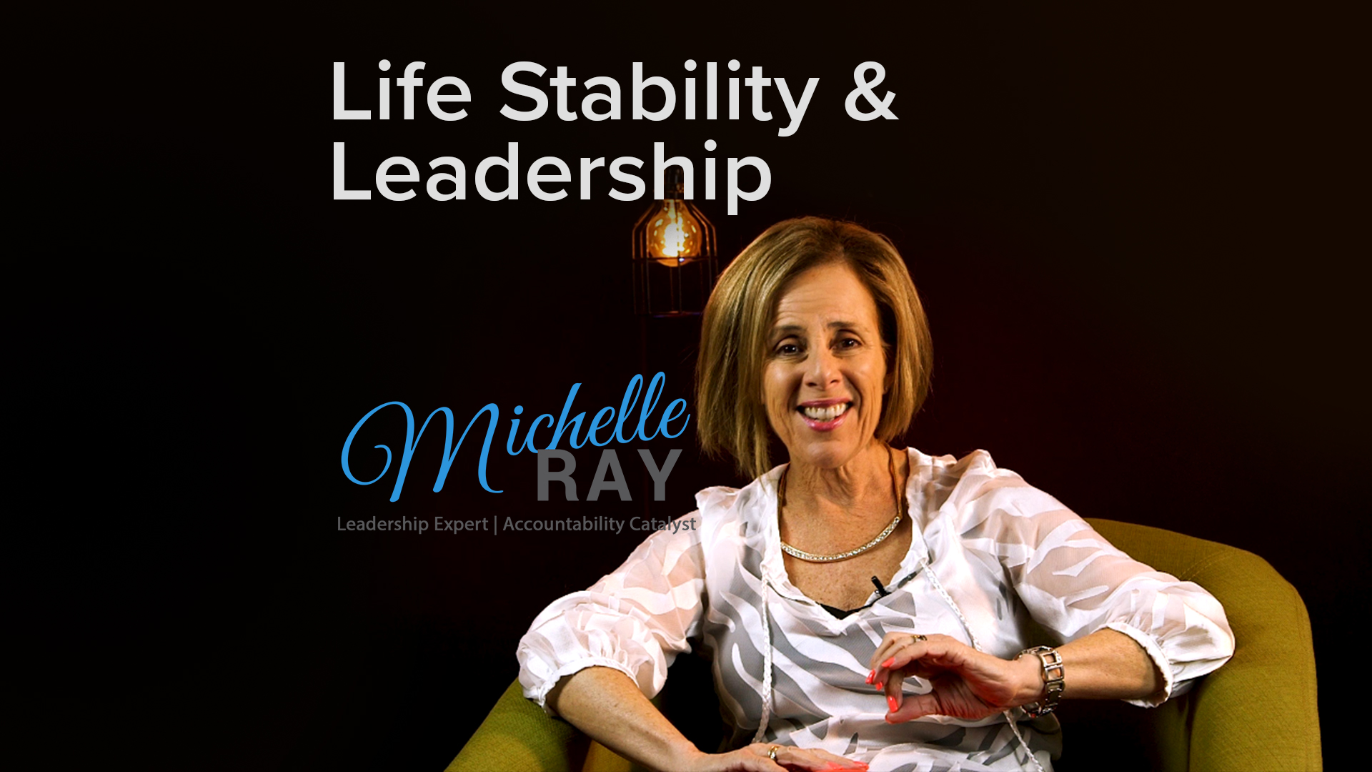 Stable Personal Life and Leadership Ability