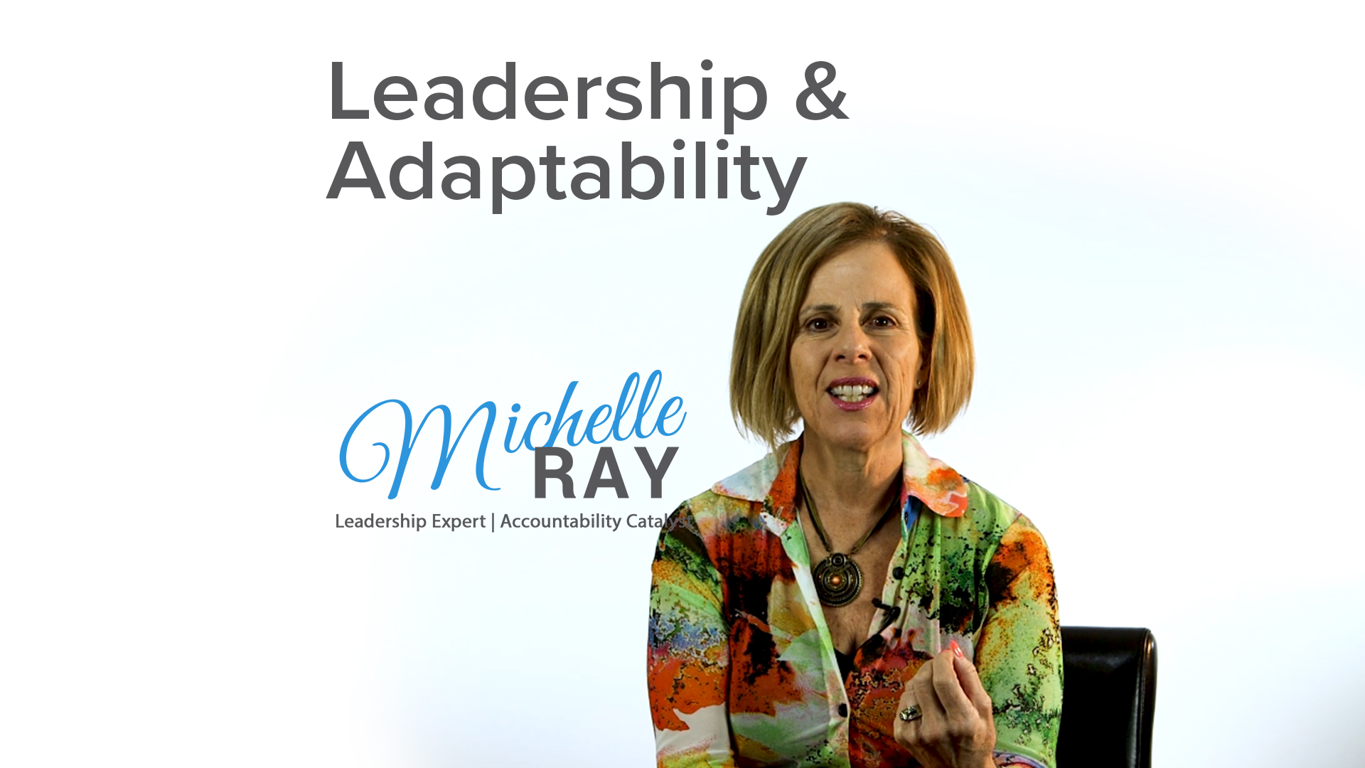 Developing Adaptability