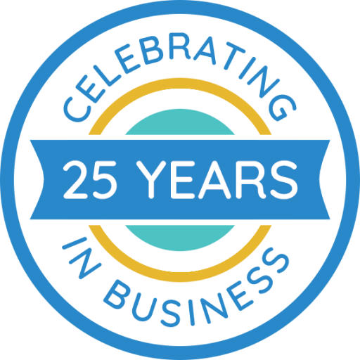 Celebrating 25 Years in Business